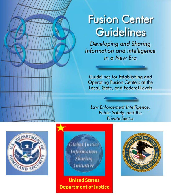 Fusion Center Guidelines cover