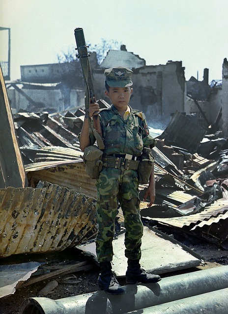 child-soldier vietnam