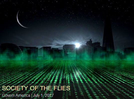 society of the flies