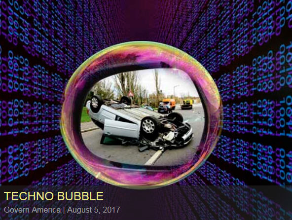 Techno Bubble